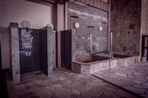 大浴場露天風呂温泉撮影スタジオ details (4)