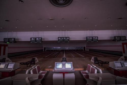レジャー施設撮影スタジオ bowling alley (2)