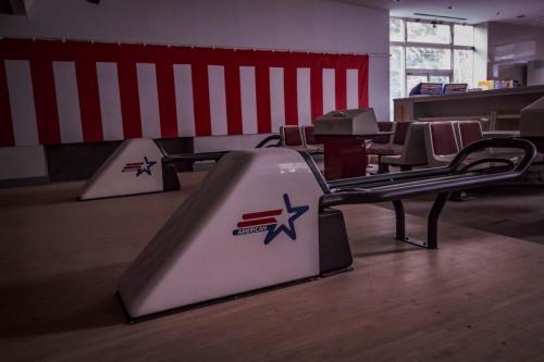 レジャー施設撮影スタジオ bowling alley (4)