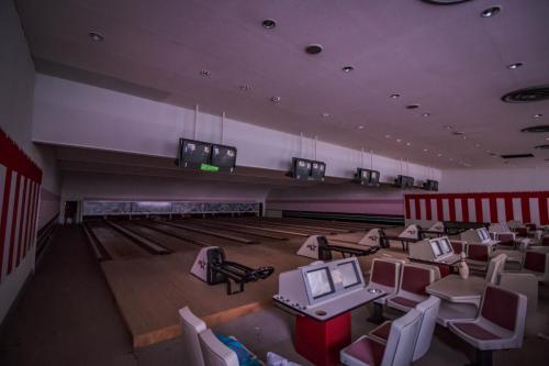 レジャー施設撮影スタジオ bowling alley (5)